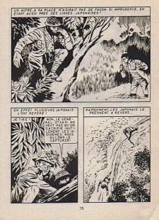 Extrait de Battler Britton -423- Dans la jungle birmane