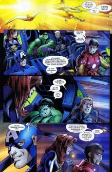 Extrait de Avengers (Marvel France - 2012) [2] -8TL- L'effet papillon