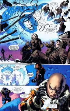Extrait de Marvel Saga (1re série - 2009) -17- Le corps des Captain America