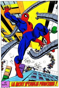 Extrait de Spider-Man Classic -5- Spider-Man...assassin!