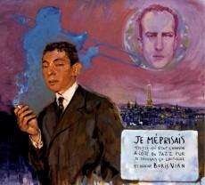 Extrait de BD Chanson -15- Serge Gainsbourg