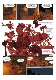 Extrait de La saga d'Atlas & Axis -2- Tome 2