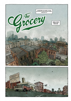 Extrait de Grocery (The) -2- Tome 2