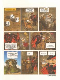Extrait de Les récits -2- Le diable