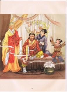Extrait de Contes et Légendes de Chine - Guanyin, la Dame de la Compassion
