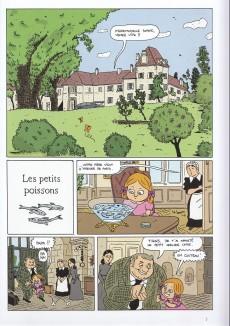 Extrait de Les malheurs de Sophie (Sapin) - Les malheurs de Sophie