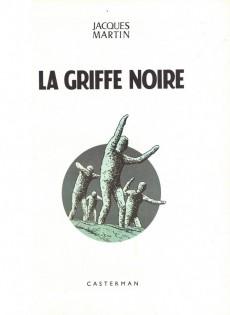 Extrait de Alix -5b1972'- La Griffe noire