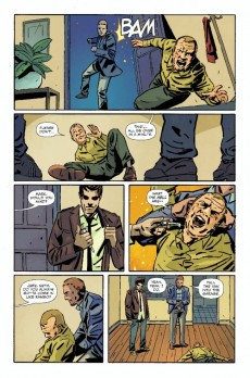 Extrait de Comeback (2012) -1- Issue 1