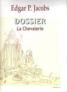 Extrait de (AUT) Jacobs, Edgar P. -27- Roland le Hardi - Dossier Chevalerie