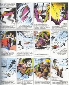 Extrait de Flash Gordon (Dargaud) -3- Le monde de glace