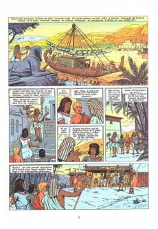 Extrait de Alix -11a1975- Le prince du Nil