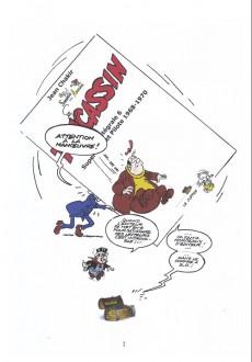 Extrait de Tracassin -INT6- Tracassin - intégrale 6 : super-pocket 1968-1970