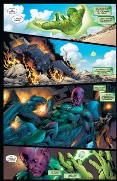 Extrait de Green Lantern (Geoff Johns présente) -3- Hal Jordan, mort ou vif