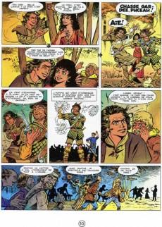 Extrait de Chevalier Ardent -11a1980- La révolte du vassal