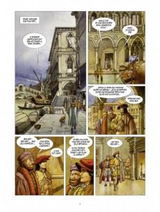 Extrait de L'oracle della luna -2- Les amants de Venise