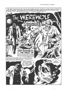 Extrait de EC Comics Library (The) (2012) -INT02- Came the Dawn and Other Stories illustrated by Wallace Wood