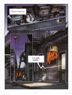 Extrait de Nevada (Dreuil/Hardy/Leclerc) - 1e partie