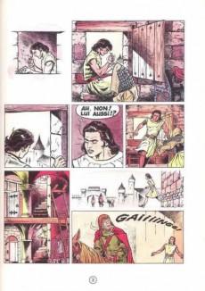 Extrait de Chevalier Ardent -12a1981- Les cavaliers de l'apocalypse