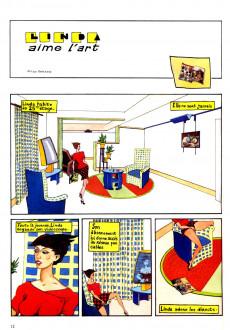 Extrait de Linda aime l'art - Tome 1