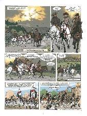Extrait de Jacques Martin présente -5- Napoléon Bonaparte - Tome 2