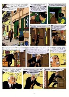 Extrait de Ric Hochet - La collection (Hachette) -53- Meurtre à l'impro