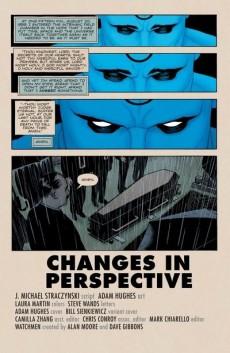 Extrait de Before Watchmen: Dr. Manhattan (2012) -4- Dr Manhattan 4 (of 4) - Changes in perspective