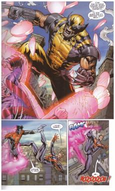 Extrait de X-Men - Trilogie du Messie -1- Le complexe du Messie