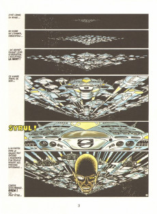 Extrait de Tärhn, prince des étoiles -5- Syruls menace pour la terre