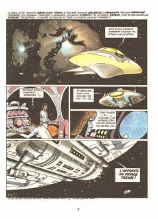 Extrait de Tärhn, prince des étoiles -3- Bataille pour Staroth