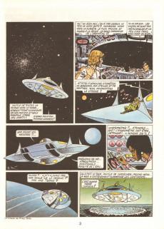 Extrait de Tärhn, prince des étoiles -2- Klystar planète océan