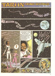 Extrait de Tärhn, prince des étoiles -1- Prince des étoiles