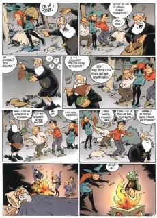 Extrait de Mélusine -4a2002- Histoires à lire au coin du feu