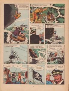 Extrait de 3 A (Les aventures des) -1pub- Les naufrageurs de la brume