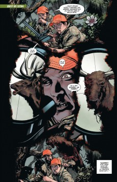 Extrait de Swamp Thing (Urban Comics) -2- Liens et Racines
