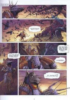 Extrait de Les fables de l'Humpur -1- Les Clans de la Dorgne