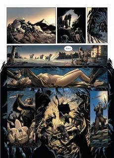 Extrait de Dracula - L'Ordre des dragons -2- Cauchemar Chtonien
