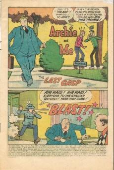 Extrait de Archie and Me (1964) -67- The last gasp