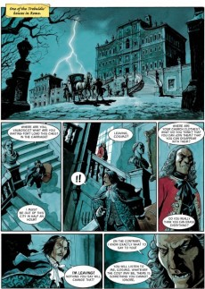Extrait de Scorpion (The) -5- In the Name of the Father