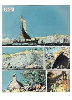 Extrait de L'Épervier (Pellerin) -1- Le Trépassé de Kermellec