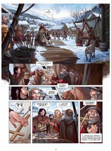 Extrait de Erik le Rouge (Di Giorgio/Sieurac) -1- Le sang des vikings