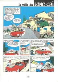 Extrait de Tif et Tondu -8a1980- La villa du long-cri