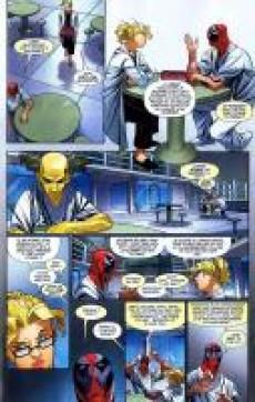 Extrait de Deadpool (Marvel France 3e série - 2012) -5- Tu es mon autre