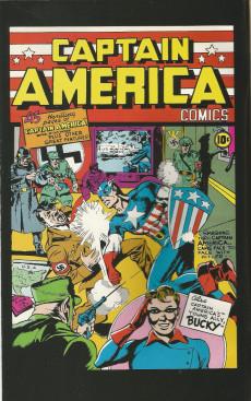 Extrait de Captain America (1968) -400- Murder by decree!