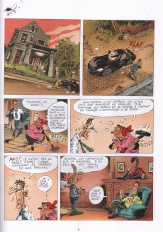 Extrait de Pierre Tombal -29- Des os et des bas