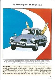 Extrait de (AUT) Cornillon - Histoire de France de Cro-Magnon à Jacques Chirac