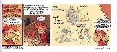 Extrait de Spirou et Fantasio -2- (Divers) -MR3905- L'École de Spirou