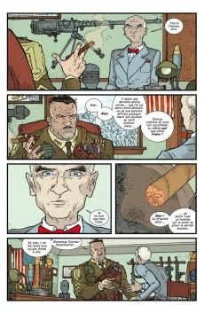 Extrait de Projets Manhattan -1- Nouvelles expériences