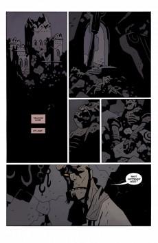 Extrait de Hellboy in Hell (2012) -3- Hellboy in Hell