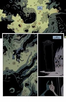 Extrait de Hellboy in Hell (2012) -4- Hellboy in Hell