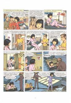 Extrait de Yoko Tsuno -5FS- Message pour l'éternité